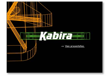 Kabira Technologies flash demo